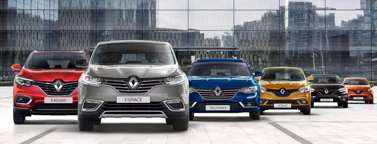 Renault Power Leasing