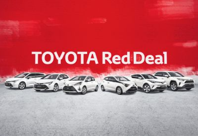 Toyota Red Deal Angebote